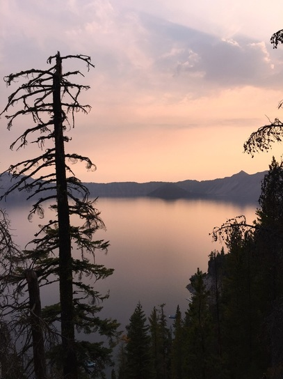 Crater Lake Oregon Wanderlust Travel