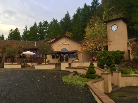 Silvan Ridge Winery Oregon Willamette Valley Wine